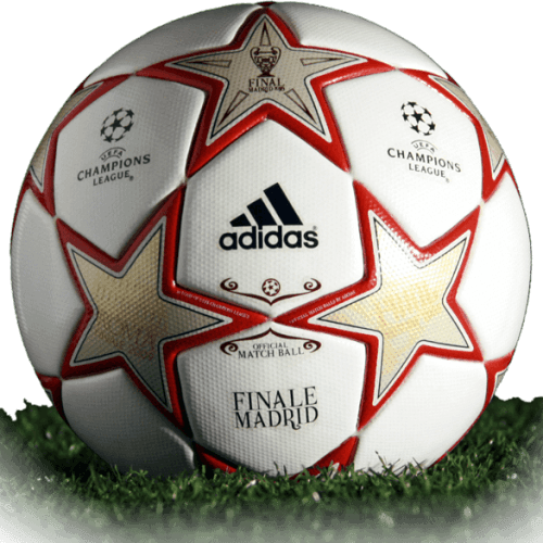 Finale Is Final Madrid Official Match Adidas League Of Champions Ball SzUMVGqp