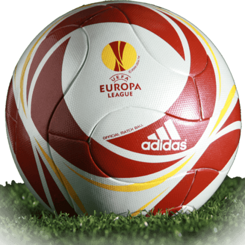 Adidas Europa League 2009/10 is official match ball of Europa League 2009/2010