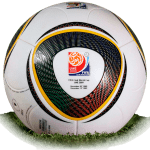 Adidas Jabulani is official match ball of Club World Cup 2009