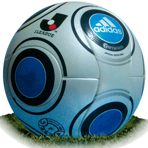 Adidas Terrapass is official match ball of J League 2009