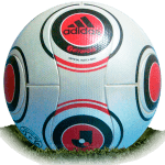 Adidas Terrapass Red is official match ball of J League Cup 2009
