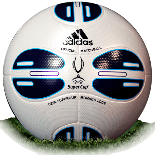 Adidas Super Cup 2009 is official match ball of UEFA Super Cup 2009