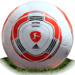 Adidas Torfabrik 2010/11 is official match ball of Bundesliga 2010/2011