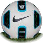 Nike Total 90 Tracer is official match ball of Premier League 2010/2011