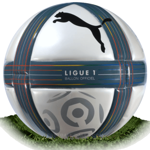 Puma Ligue 1 2010/11 is official match ball of Ligue 1 2010/2011