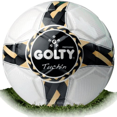 Golty Tuchin is official match ball of Liga Aguila 2010-2012