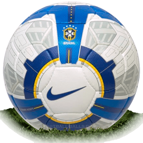 Nike Total 90 Ascente CBF is official match ball of Campeonato Brasileiro 2010