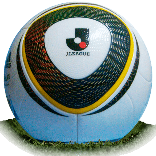 Adidas Jabulani is official match ball of J League 2010