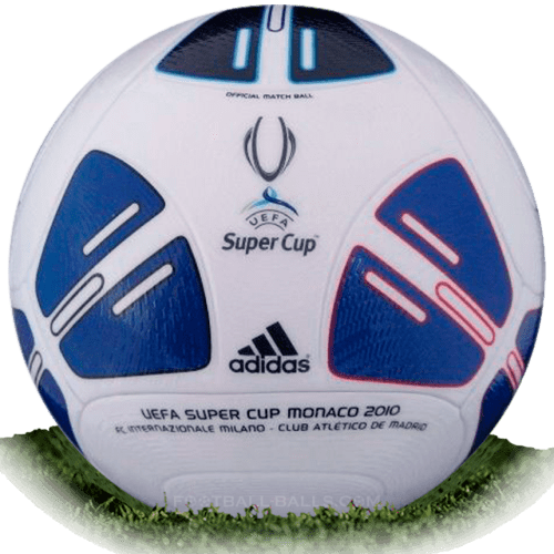 Adidas Super Cup 2010 is official match ball of UEFA Super Cup 2010