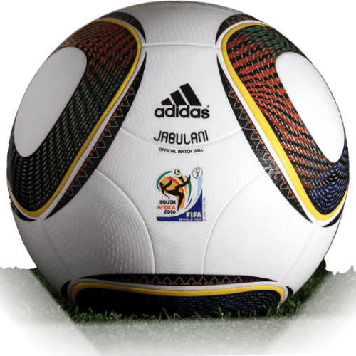 Jabulani is official match ball of World Cup 2010