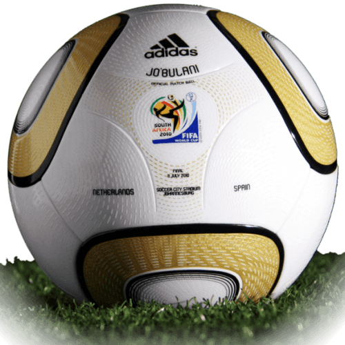 Jo'bulani is official final match ball of World Cup 2010