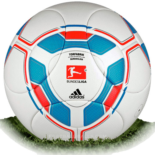 Adidas Torfabrik 2011/12 is official match ball of Bundesliga 2011/2012