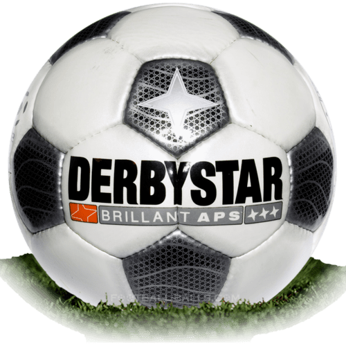 Derbystar Brillant APS 2011 is official match ball of Eredivisie 2011/2012