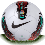 Nike Seitiro is official match ball of La Liga 2011/2012