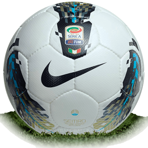 Nike Seitiro is official match ball of Serie A 2011/2012