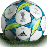 Adidas Finale Munich is official final match ball of Champions League 2011/2012