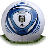 Speedcell AFA is official match ball of Argentina Primera Division 2011