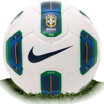 Nike Total 90 Tracer CBF is official match ball of Campeonato Brasileiro 2011