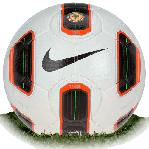 Nike Total 90 Tracer CSF is official match ball of Copa Libertadores 2011