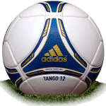 Adidas Tango 12 is official match ball of Club World Cup 2011
