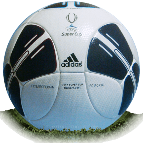 Adidas Super Cup 2011 is official match ball of UEFA Super Cup 2011