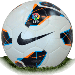 Nike Maxim is official match ball of La Liga 2012/2013