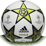 Adidas Finale 12 is official match ball of Champions League 2012/2013
