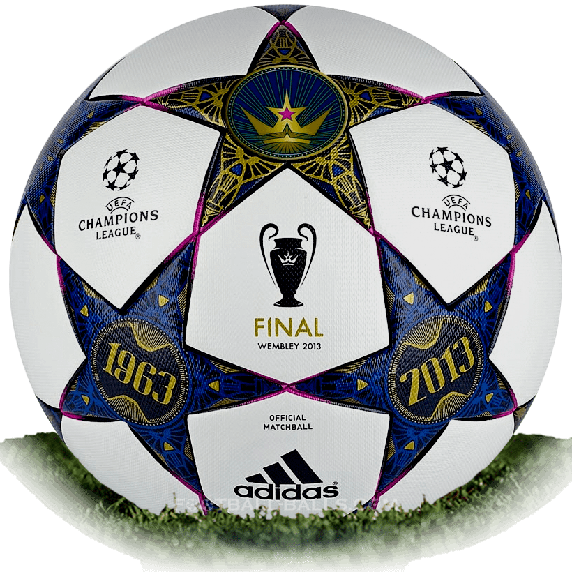 adidas finale wembley is official final match ball of champions league 2012 2013 football balls database football balls database