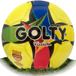 Golty Fusion is official match ball of Liga Aguila 2012-2014