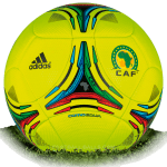 Comoequa is official match ball of Africa Cup 2012