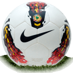 Nike Seitiro CSF is official match ball of Copa Libertadores 2012