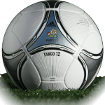 Tango 12 Final Kyiv is official final match ball of Euro Cup 2012