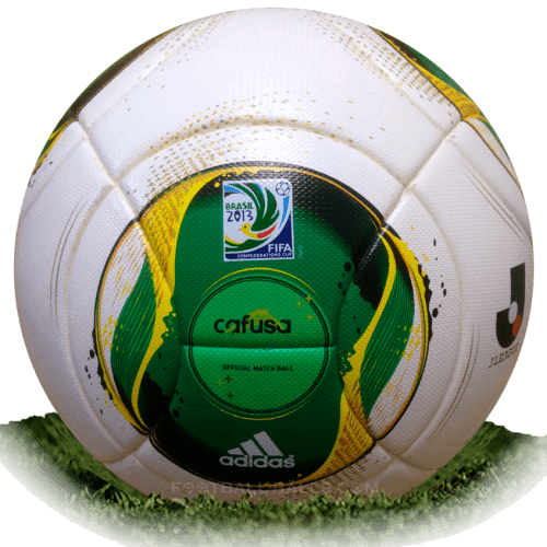 Adidas Cafusa is official match ball of J League 2012