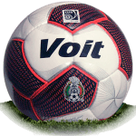 Voit Pyro is official match ball of Liga MX Apertura 2012
