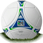 Adidas Prime is official match ball of MLS 2012