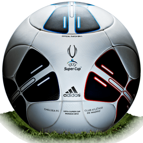 Adidas Super Cup 2012 is official match ball of UEFA Super Cup 2012