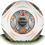 Adidas Torfabrik 2013/14 is official match ball of Bundesliga 2013/2014