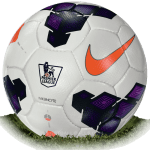 Nike Incyte is official match ball of Premier League 2013/2014