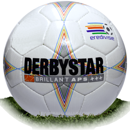 Derbystar Brillant APS 2013 is official match ball of Eredivisie 2013/2014