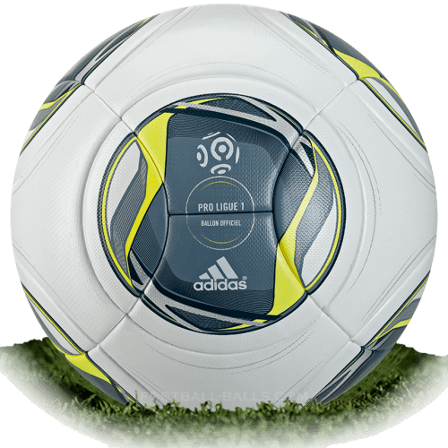 Adidas Ligue 1 2013/14 is official match ball of Ligue 1 2013/2014