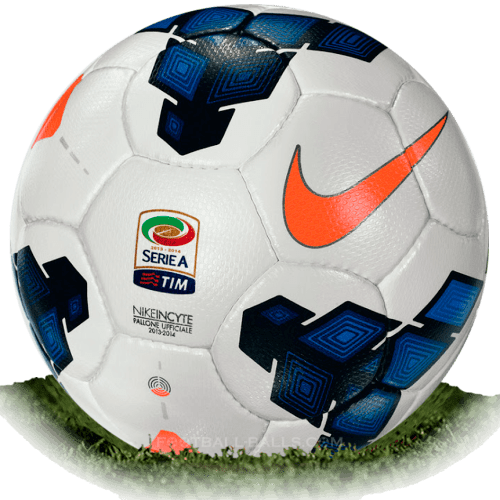 Nike Incyte is official match ball of Serie A 2013/2014
