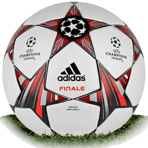 Adidas Finale 13 is official match ball of Champions League 2013/2014