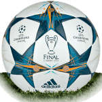 Adidas Finale Lisbon is official final match ball of Champions League 2013/2014