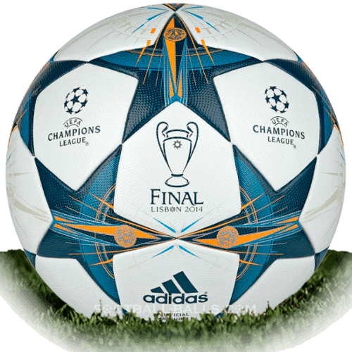 13+ Uefa Champions League Ball 2014