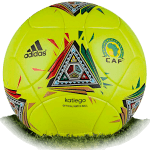 Katlego is official match ball of Africa Cup in 2013