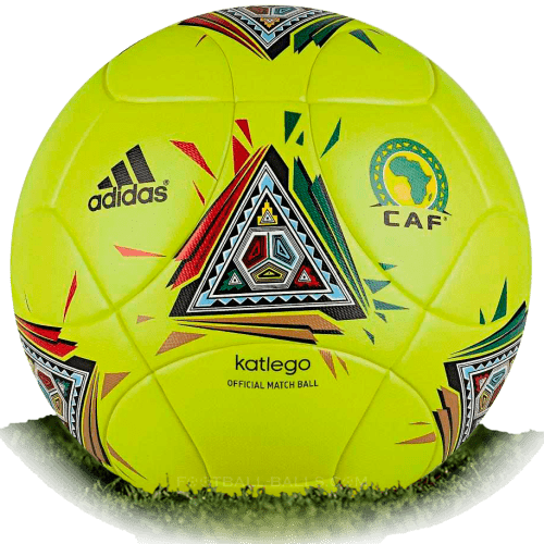 Katlego is official match ball of Africa Cup 2013