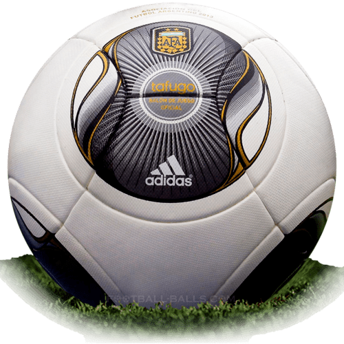 Adidas Tafugo Derby is official match ball of Argentina Primera Division 2013