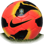 Nike Maxim CBF is official match ball of Campeonato Brasileiro 2013