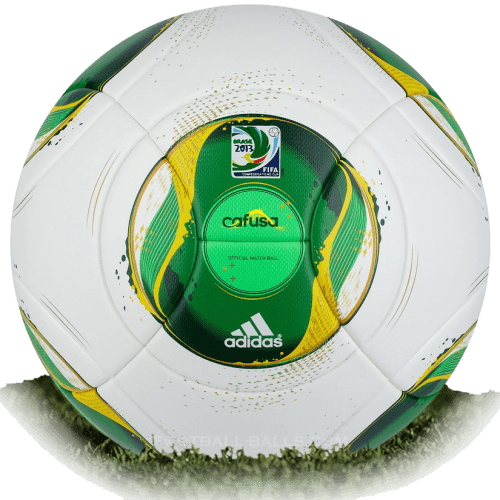 Cafusa is official match ball of Confederations Cup in 2013