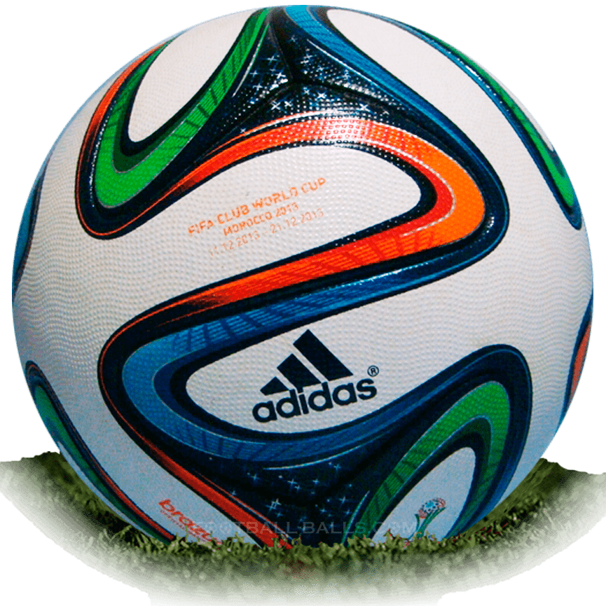 promo code 04f68 6335b Adidas Brazuca is official match ball of Club World Cup 2013